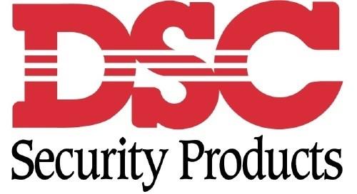 dsc logo_burglar alarm