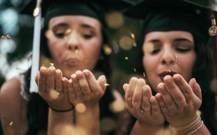 College graduation is a time to grow. (Jonathan Daniels/Unsplash.com)