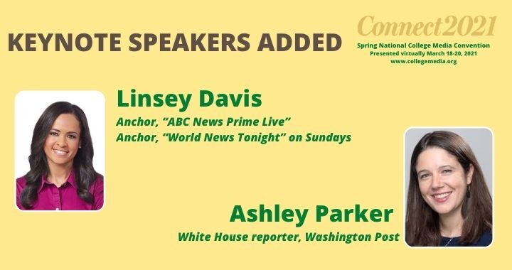 Keynote speakers added to keynote lineup for ACP Spring Convention