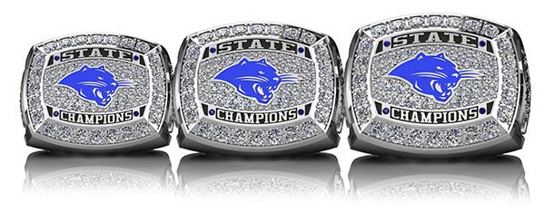 Championship Ring Sizes