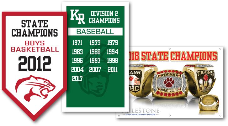 Championship Banners