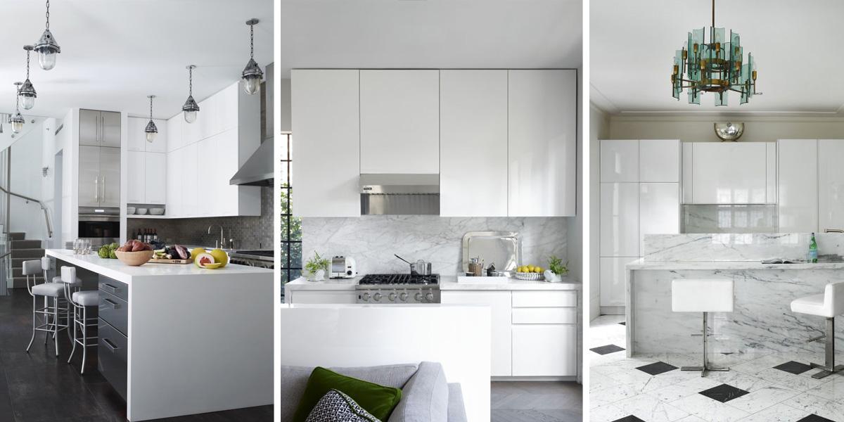Ann Arbor- White kitchen trends 2017