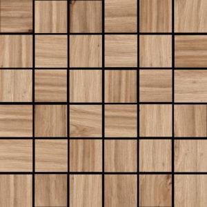 Cypress Natural 2 X 2 Mosaic 12 X 12 Sheet