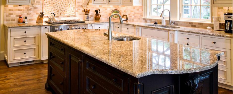 granite kitchen countertop Brighton MI