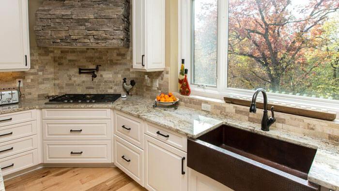 granite kitchen countertop Canton MI
