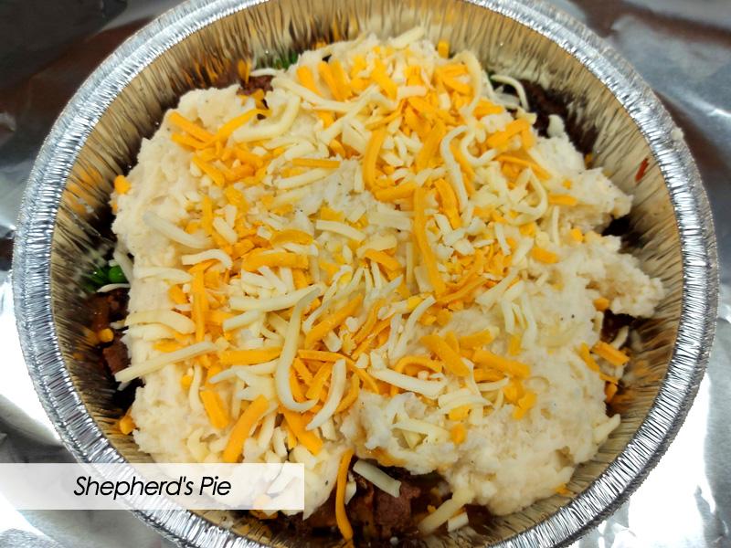 Frozen Take-Home Meals - Shepherd's Pie - The Hideout - Red Deer, Alberta