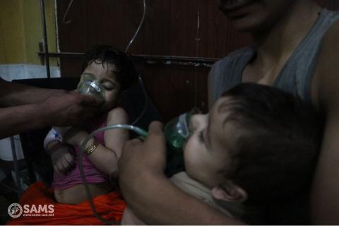 Syrian Diaspora Organizations Condemn Recent Chemical Attack, Call for Accountability