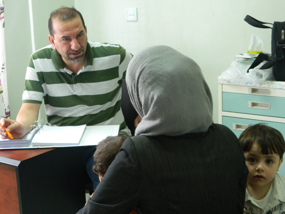 The Mental Health Challenges of Syrian Refugees
