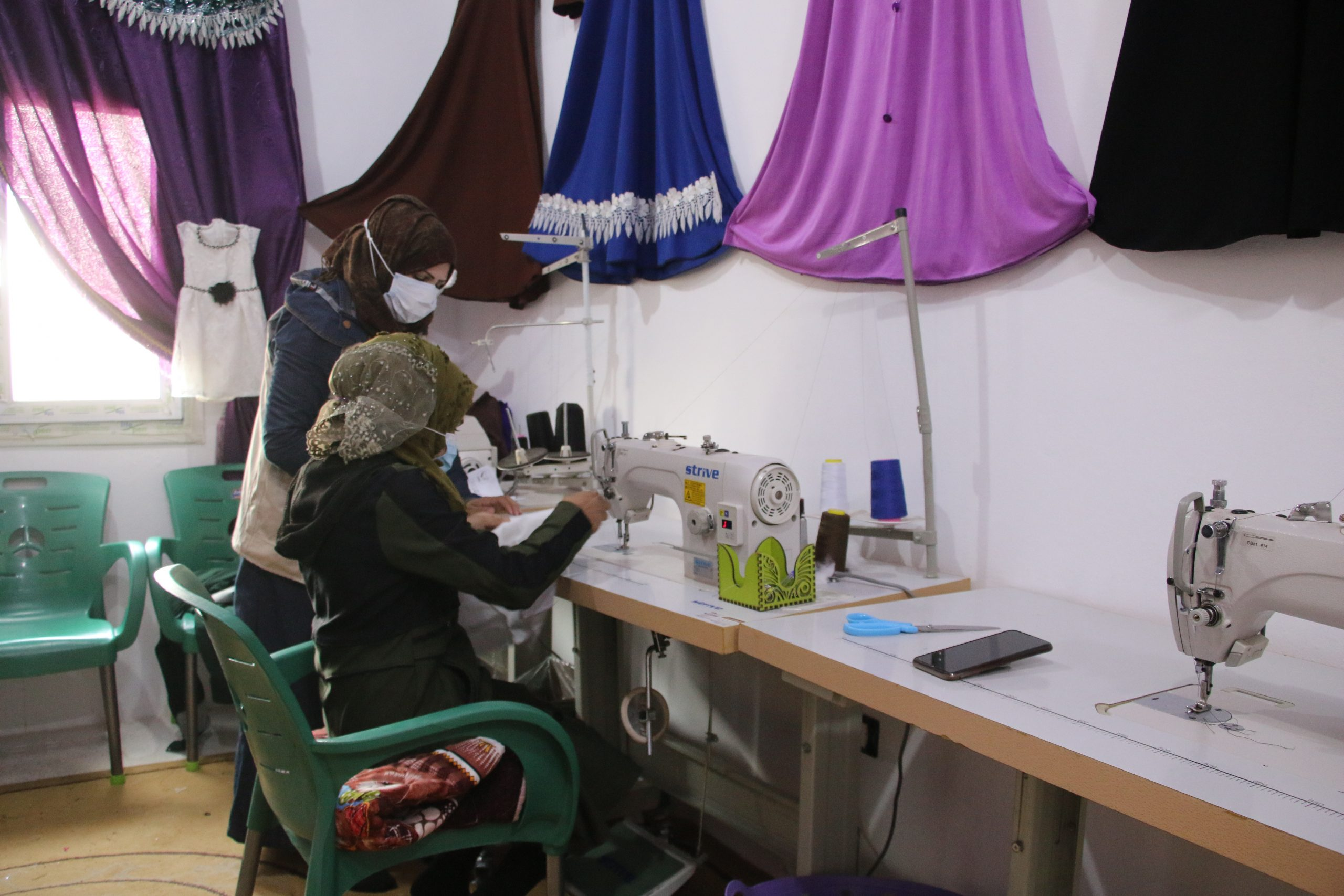 Empowerment at Balqees Center