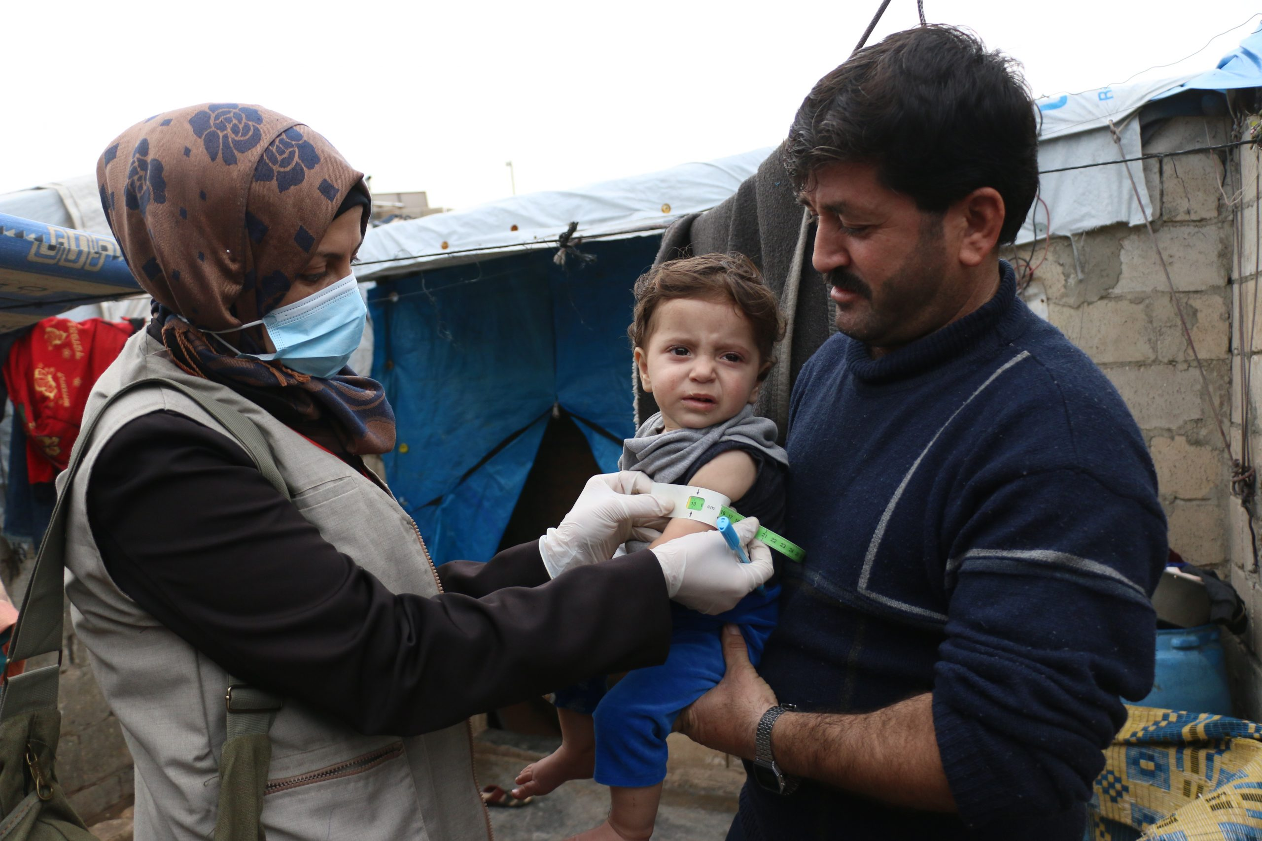 Malnourished Baby Rescued