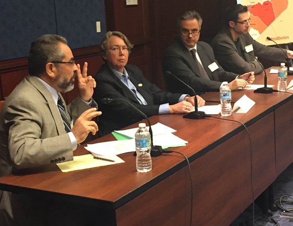 SRD Founder and President Dr. Jihad Qaddour in Panel Briefing on Capitol Hill