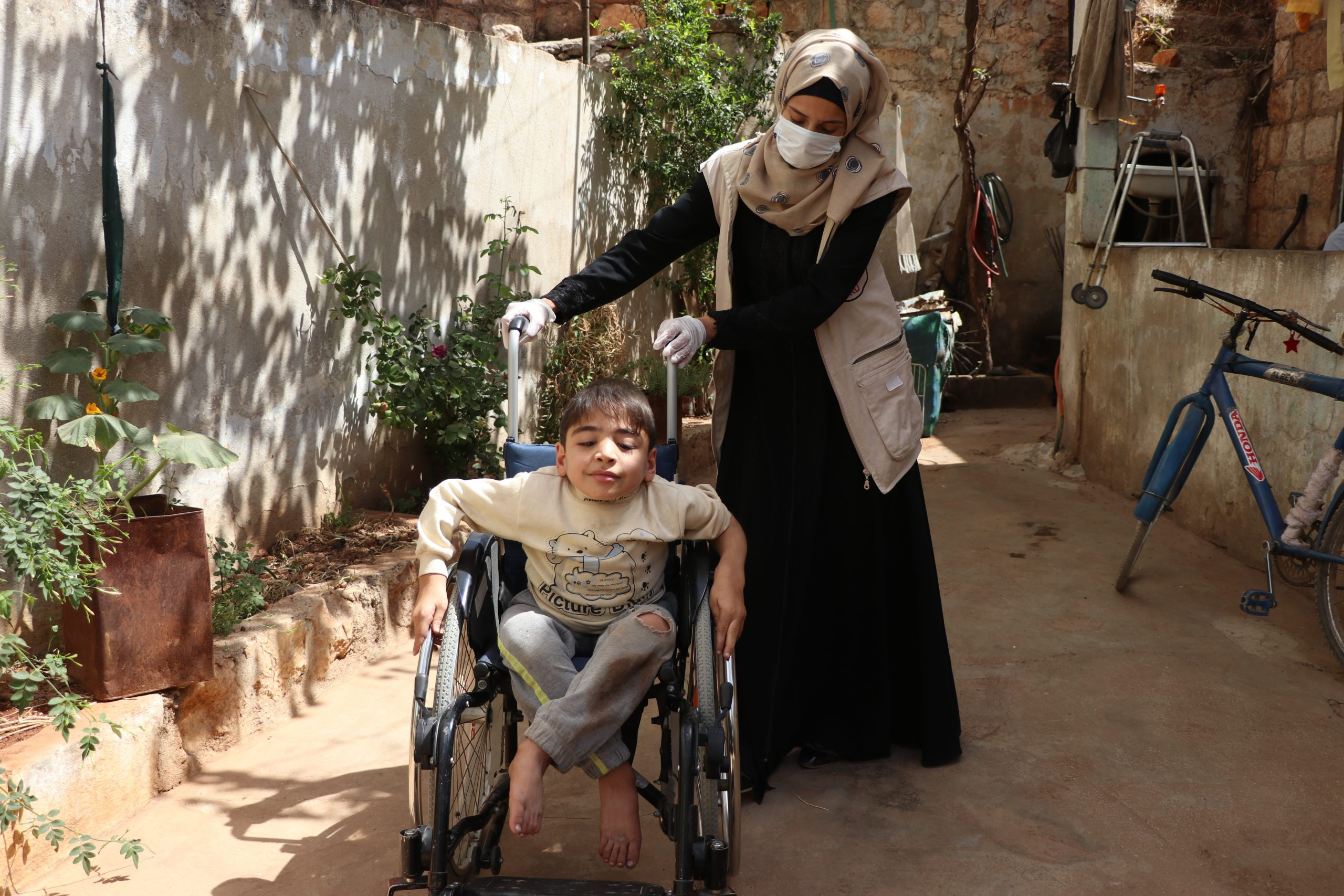Child with Disability Recovery