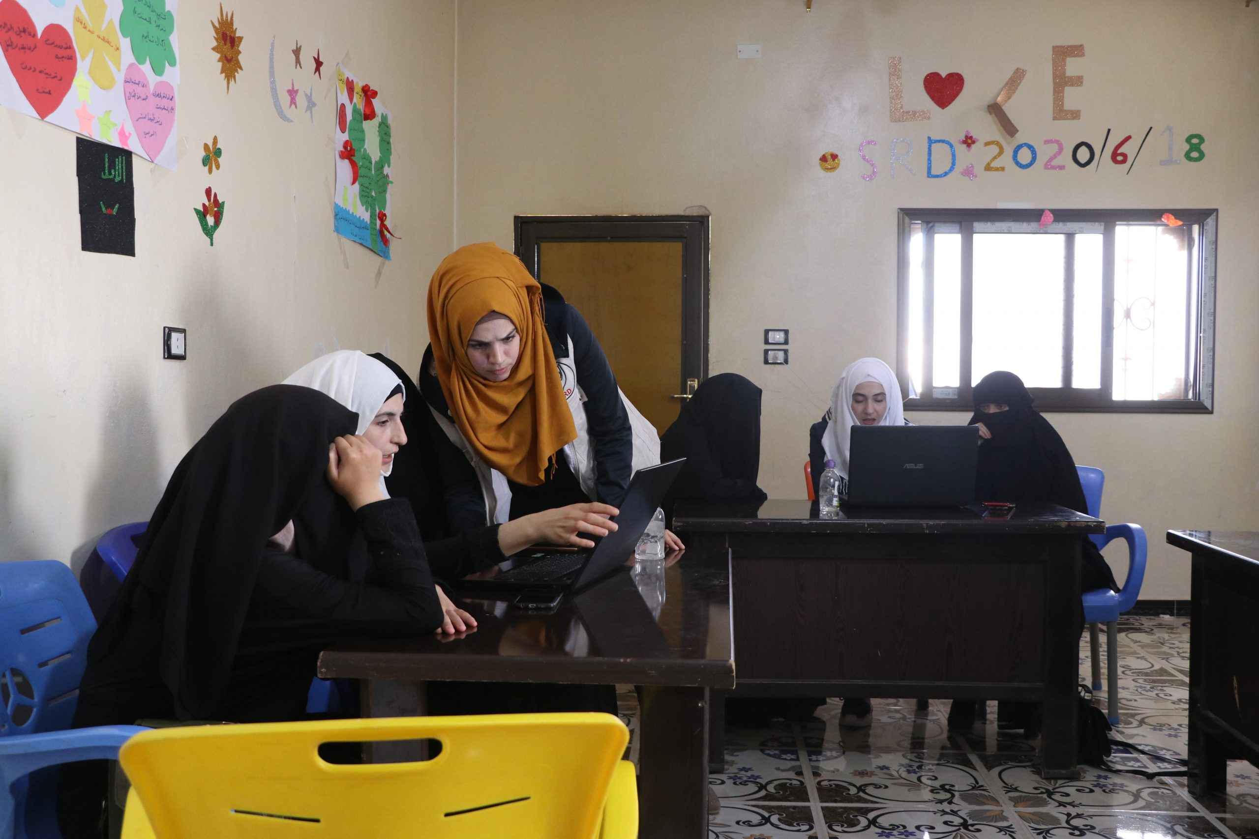 SRD empowers women through protection services at Bokra Ahla Center