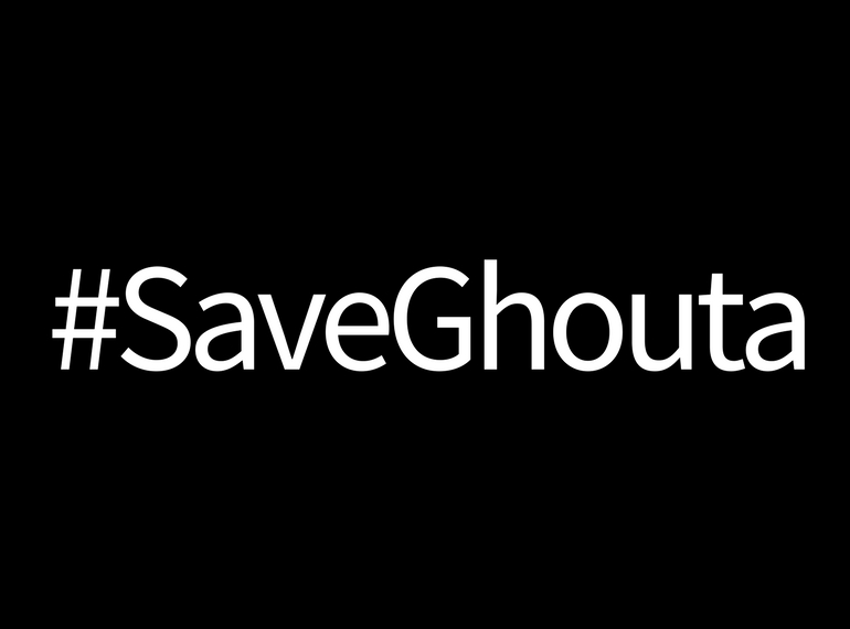 Amidst Eastern Ghouta Extermination Campaign, Syrian-American Organizations Call for #SaveGhouta Week of Action