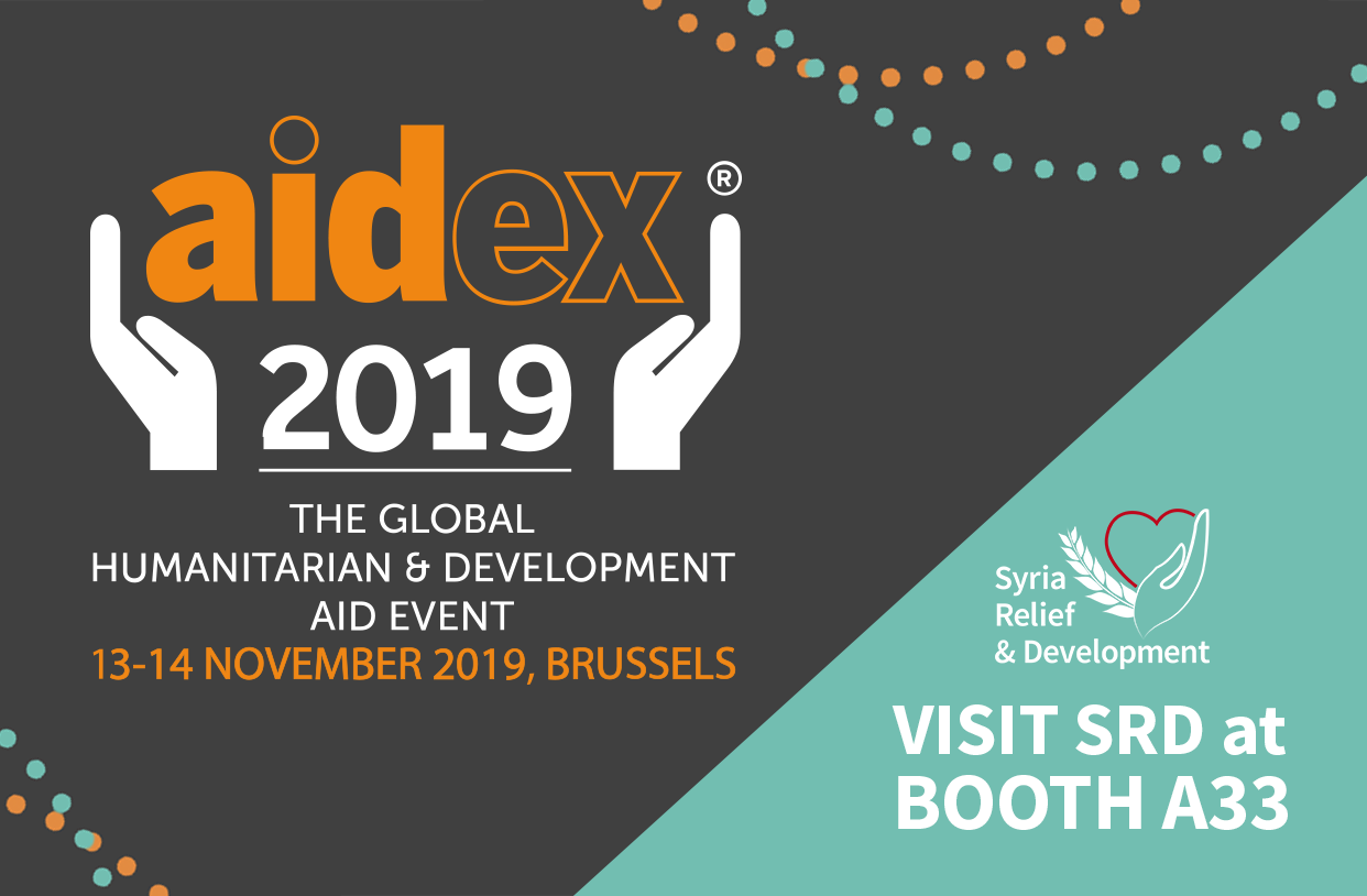 AIDEX: The Global Humanitarian Aid Event
