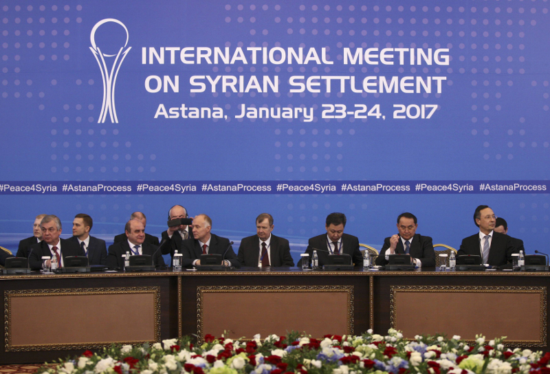 Syria Peace Talks Must Unlock Humanitarian Access