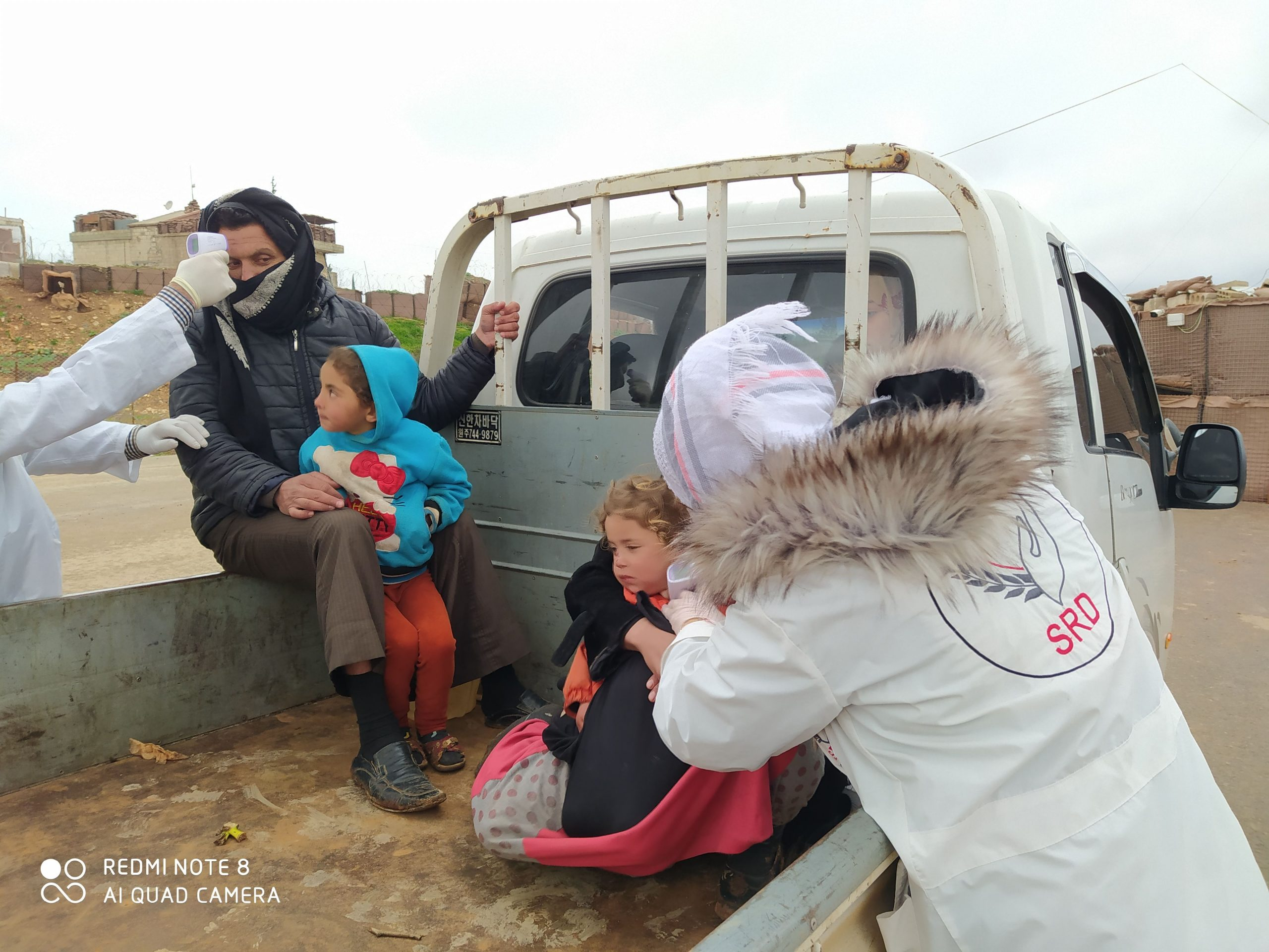 SRD's Emergency Response to the COVID-19 Crisis in Northwest Syria