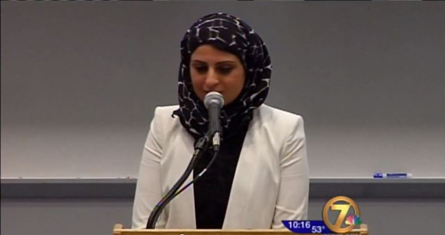 Co-Founder Jomana Qaddour on Syria Expert Panel at Gulf Coast State College