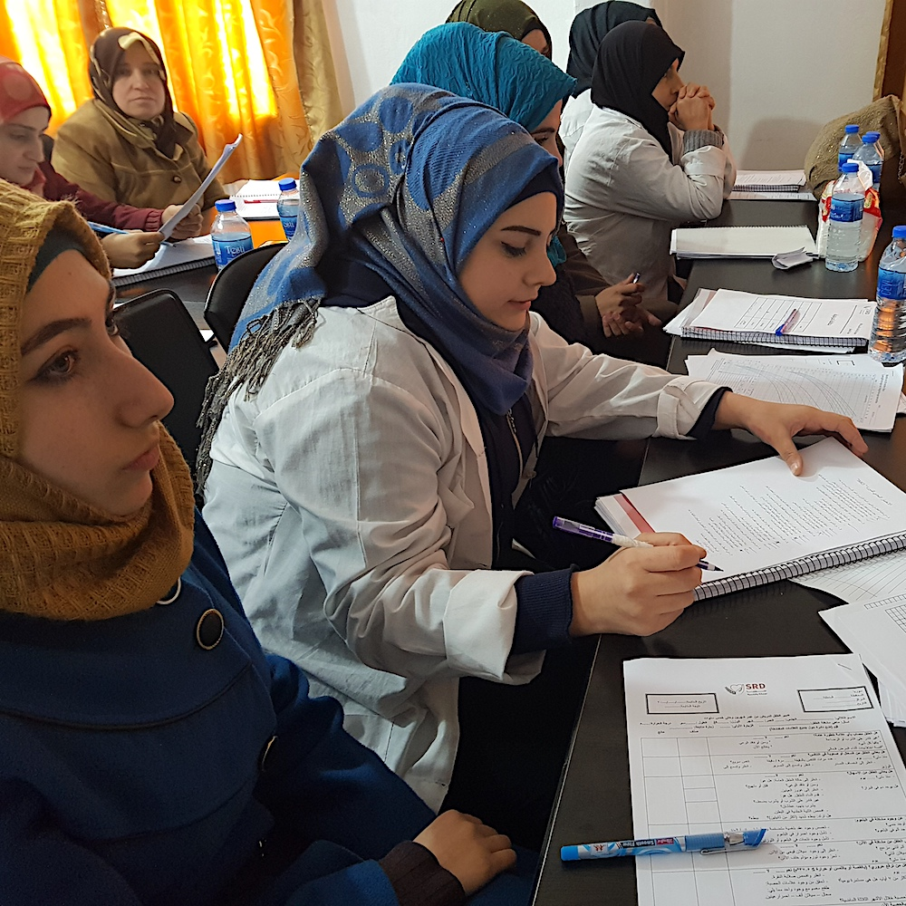International Women's Day: Helping Syrian Women Overcome Obstacles