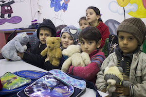 Teddy Bears for Syrian Kids