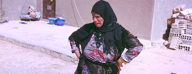 Syria Faces Looming Drought