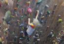 Up the Wall at The Climbing Wall – Indoor Rock Climbing in the City