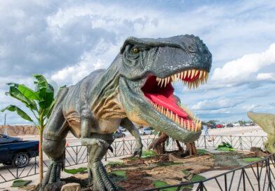 Jurassic Quest Dinosaur Drive-Through