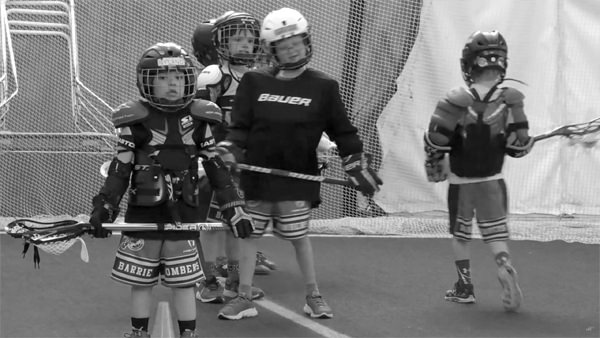 Keys to the City of Barrie: Lacrosse