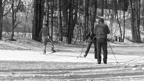 Keys to the City of Barrie: Cross Country Skiing