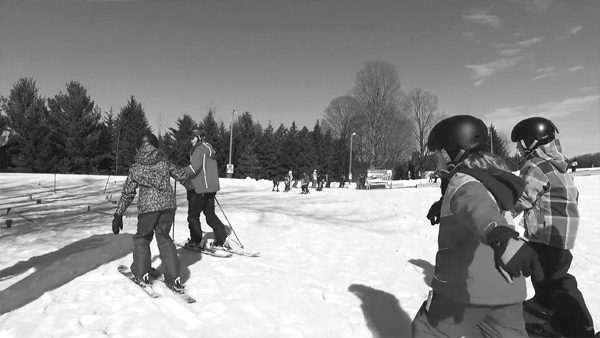 Keys to the City of Barrie: Snow Valley Snow School