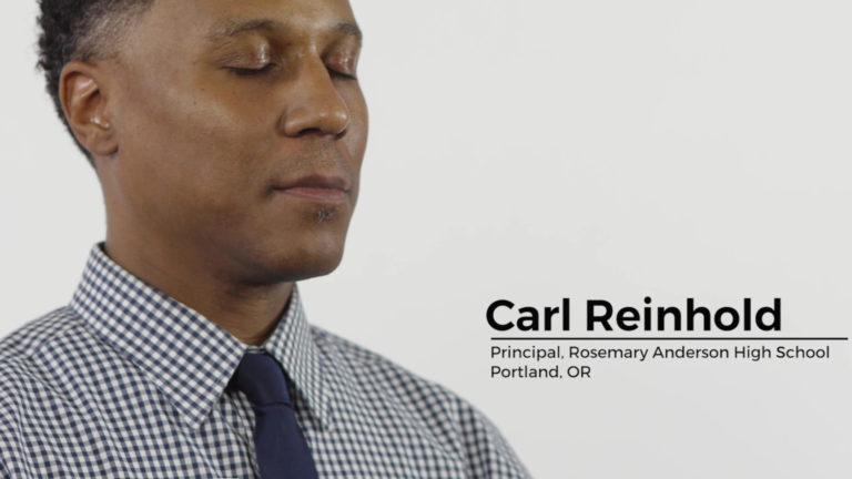 Peace In Schools: Carl