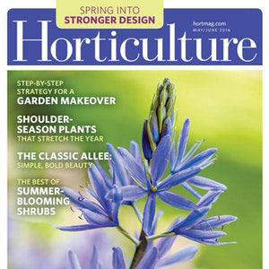 Horticulture Magazine May/June 2016 - Shoulder Season Plants that Stretch the Year