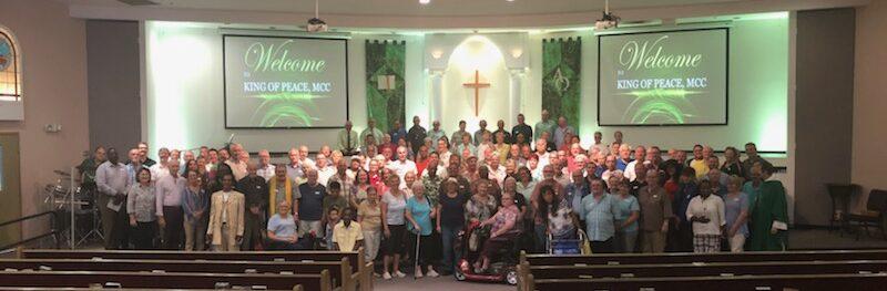 Church St. Petersburg | King of Peace MCC