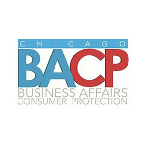 Chicago Business Affairs Consumer Protection logo