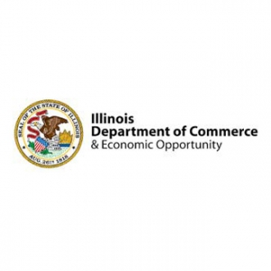 Illinois Department of Commerce logo