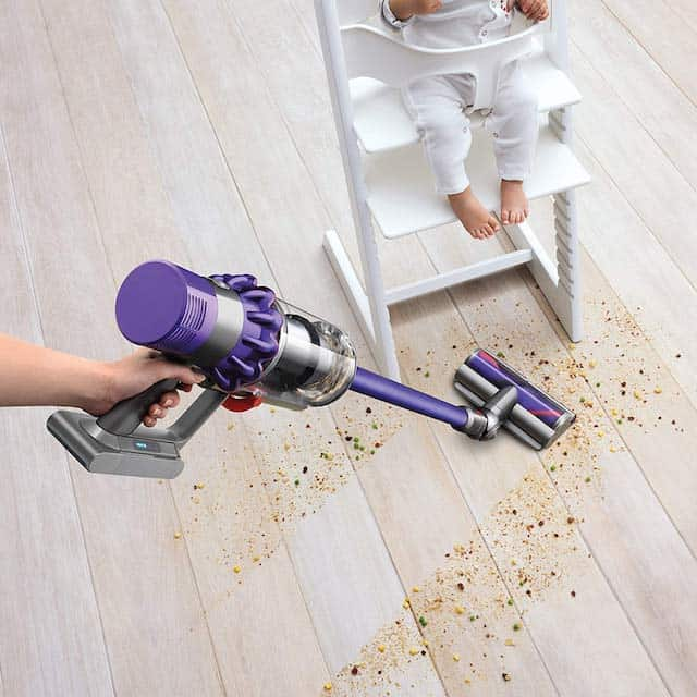 Dyson V10 Animal In Action