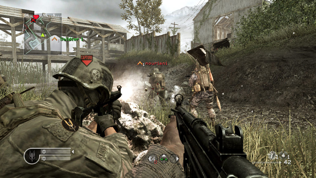 Modern Warfare is changing something about Call of Duty…