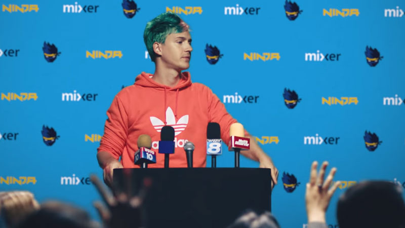 Ninja BLASTS Twitch For Promoting SPICY Videos On His Channel #TwitchPartyIsOver