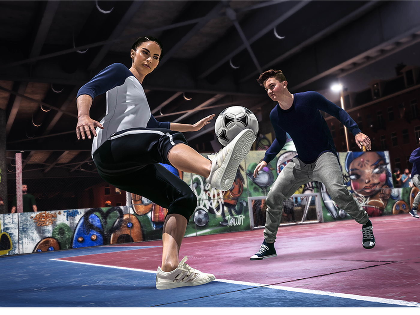 """EA's Duplicitous Marketing: """"FIFA 20 Volta Won't Have Microtransactions… At Launch"""" FIFA Street"""