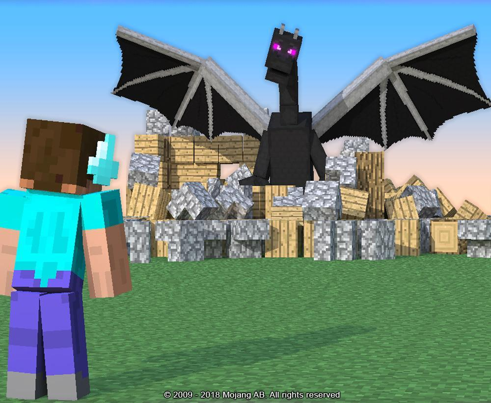 How To TRAIN Your DRAGON in MINECRAFT! (Pet Dragon)