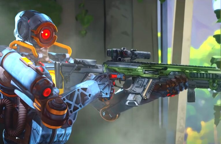 Does the Pathfinder heirloom make me play better? (Apex Legends)