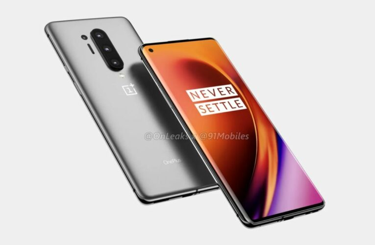 OnePlus 8 – Detailed Specifications Leaked !!!