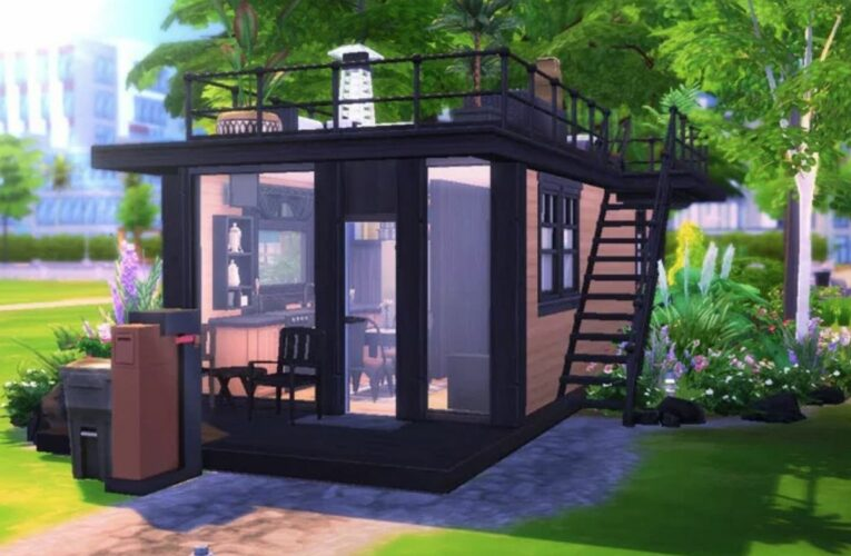 The Sims 4 Tiny Living: Official Trailer