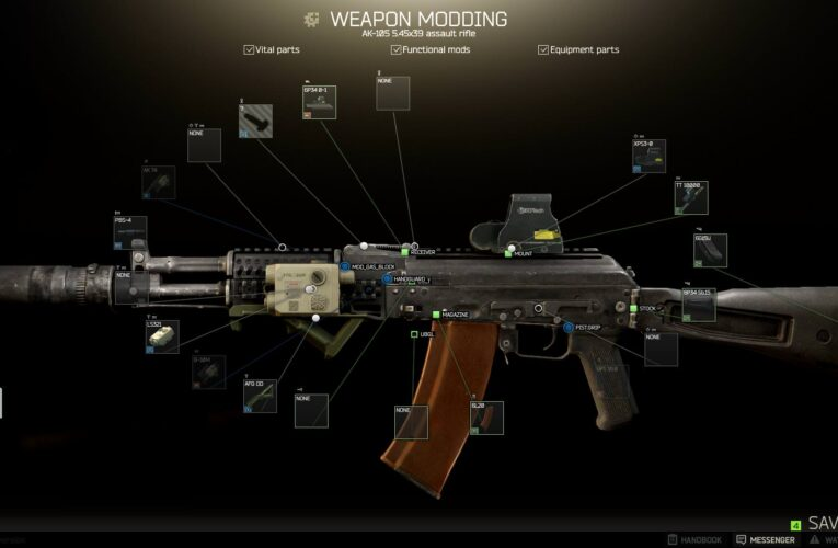 Top 3 Low Recoil AK Builds – Escape From Tarkov