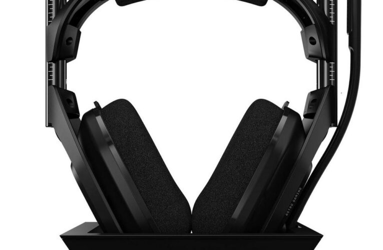 Astro Gaming A50 Wireless + Base Station PC/Mac Setup Guide