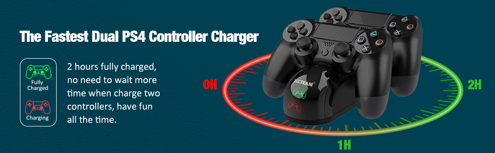 Sont Playstation 4 Fast Charge Dock Station 50% off
