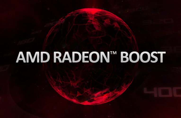 Radeon Boost: Turbocharge Your Game