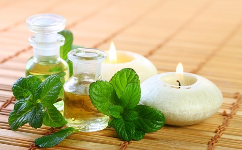Peppermint-Leaves-Eucalyptus-Oil