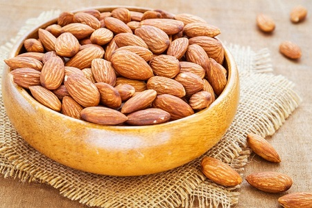 almonds-relief-cough