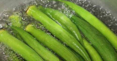 Okra Water for Treating Diabetes, Cholesterol, Asthma and Kidney Problems
